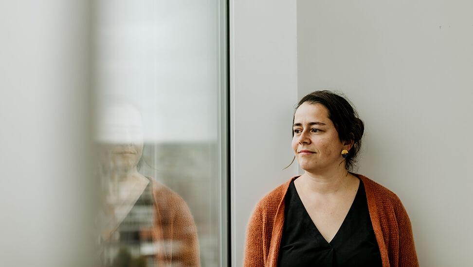 Vanessa Badisco – onderzoeker Arteveldehogeschool