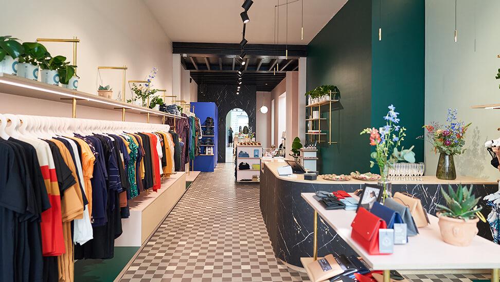 kledingwinkel 'Supergoods Fair Fashion'