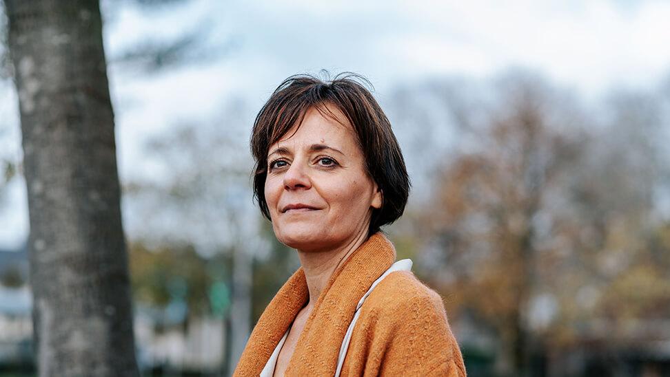 Directeur Patricia Hanegreefs van Wico Campus Overpelt