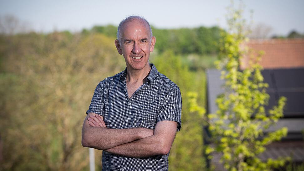 biostatisticus Geert Molenberghs