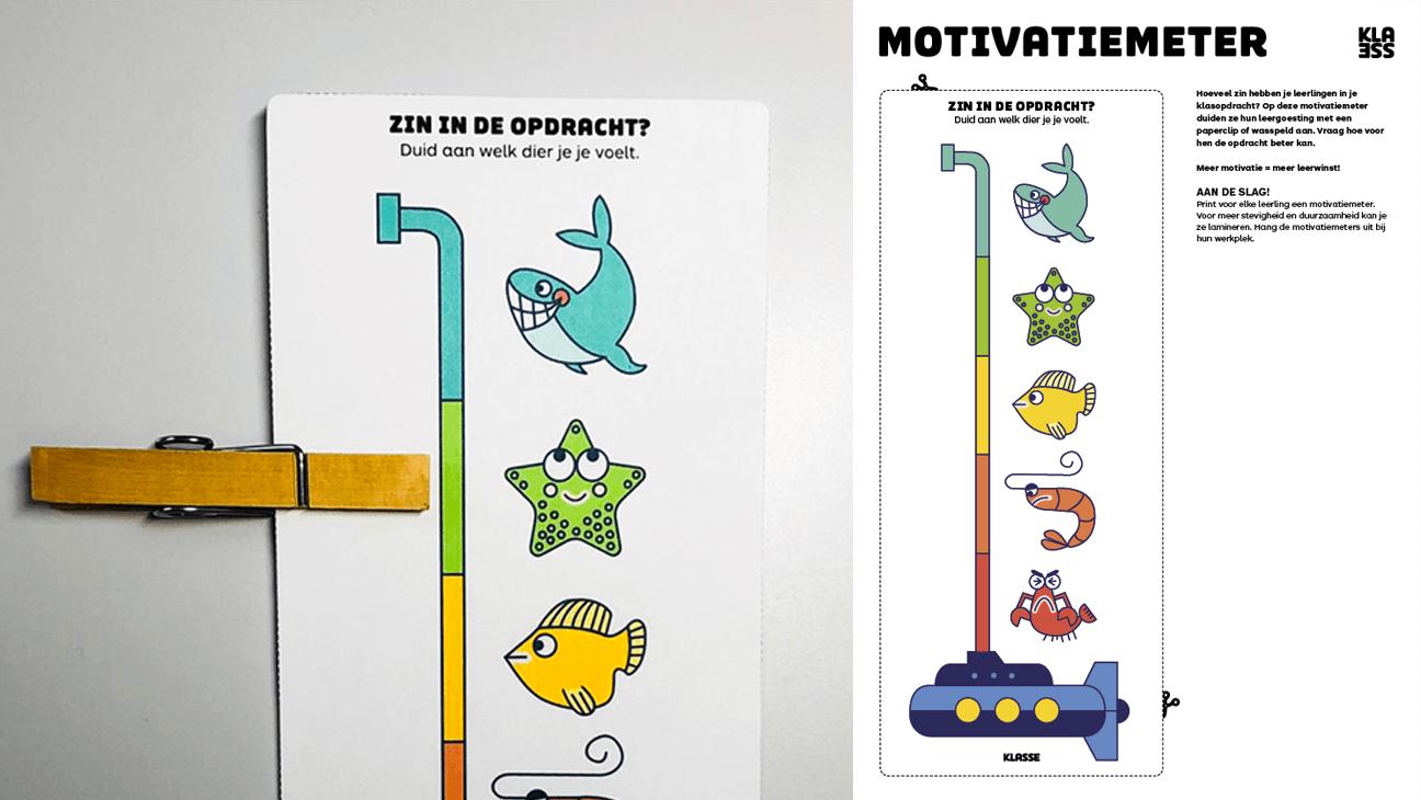 Motivatiemeter
