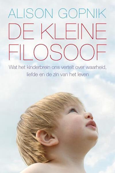 Cover van 'De kleine filosoof'