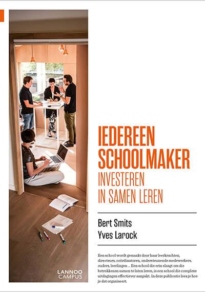 Cover van 'Iedereen schoolmaker'