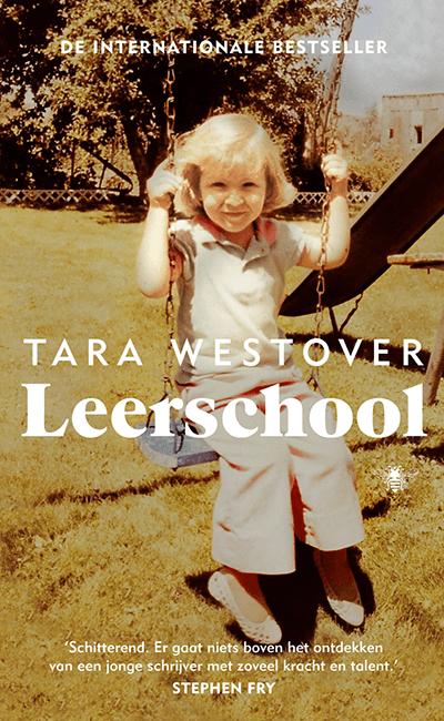 Cover van 'leerschool'