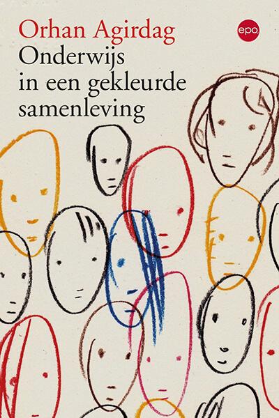 Cover van 'onderwijs in een gekleurde samenleving'