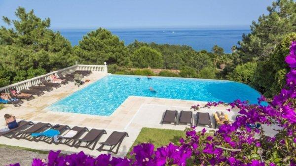 residentie op Corsica