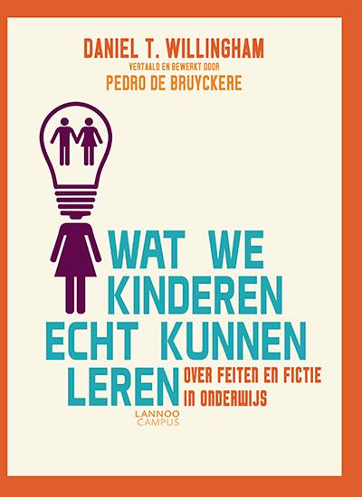 Cover van 'wat we kinderen echt kunnen leren'
