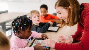 ICT kleuters digitaal in de kleuterklas