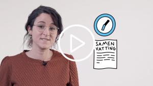 Video Leerstrategieleerstrategie Waarom je van spieken sneller leert