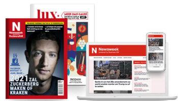 promo voor Newsweek België