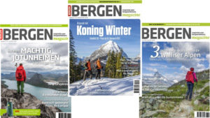 covers van Bergen magazine