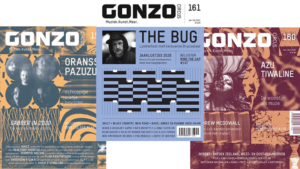 covers van Gonzo magazine