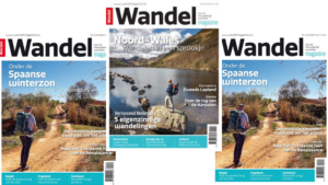 covers van Wandel magazine