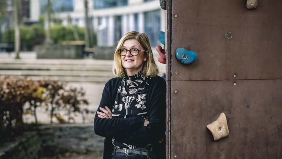 Portret Marianne Rongen
