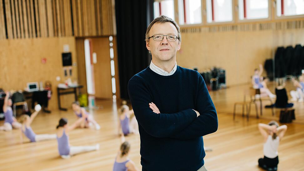 Harry Blommaert over seksueel grensoverschrijdend gedrag op zijn school