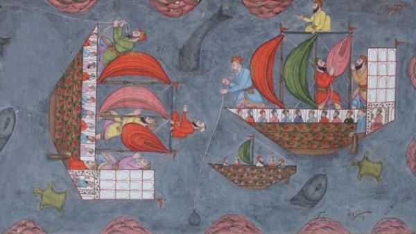kunstwerk uit Azië