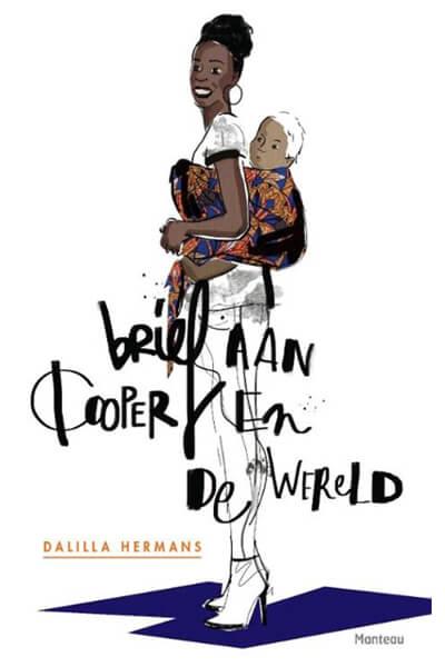 cover boek 'Brief aan cooper en de wereld