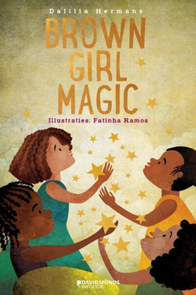 cover boek 'Brown Girl Magic'