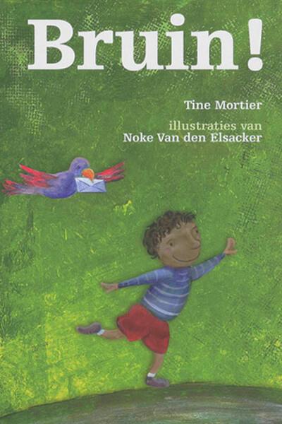 cover boek 'Bruin!'