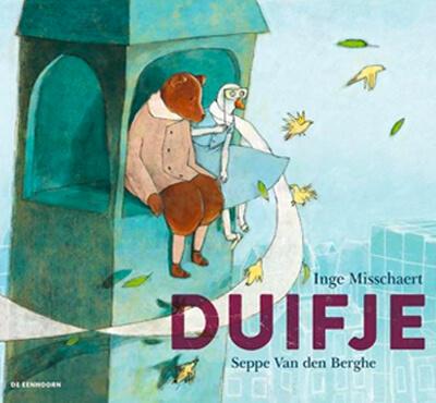 cover boek 'Duifje'