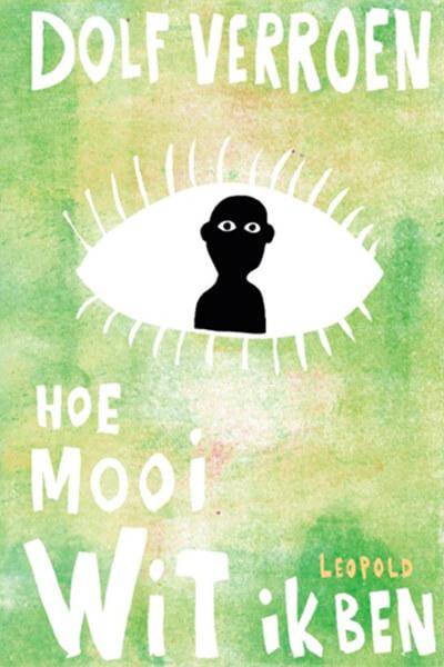 cover boek 'Hoe mooi wit ik ben'