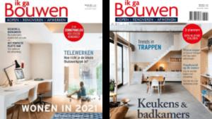 covers van Ik ga Bouwen