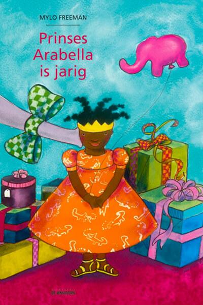 cover boek 'Prinses Arabella is jarig'