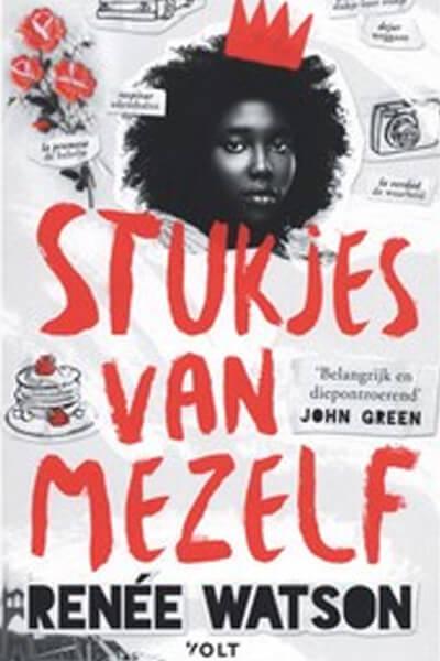cover boek 'Stukjes van mezelf'