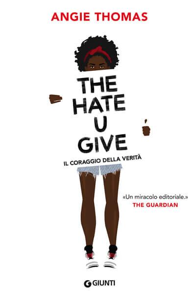 cover boek 'The hate u give'