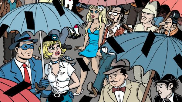 Werk van cartoonist Kim Duchateau