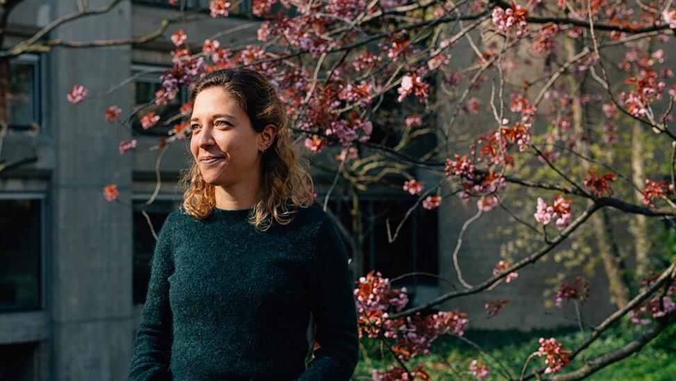 Marieke Vanbuel onderzoekt het effect van talenbeleid