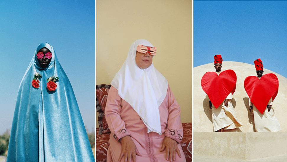 3 foto's van Mous Lamrabat