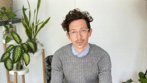 Tanguy, leraar nederlands