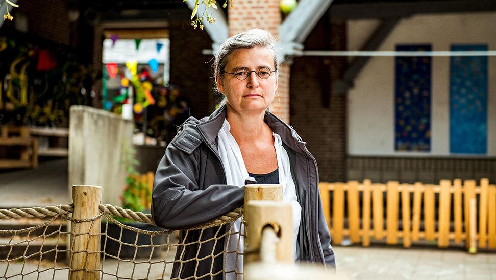 Karin Nelissen, van Buurtwerk 't Lampeke