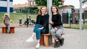 Silvia en Nathalie van GBS De Letterbijter praten over kleuterevaluatie