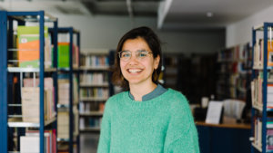 Myriam Halimi van RoSa genderbewust lesgeven