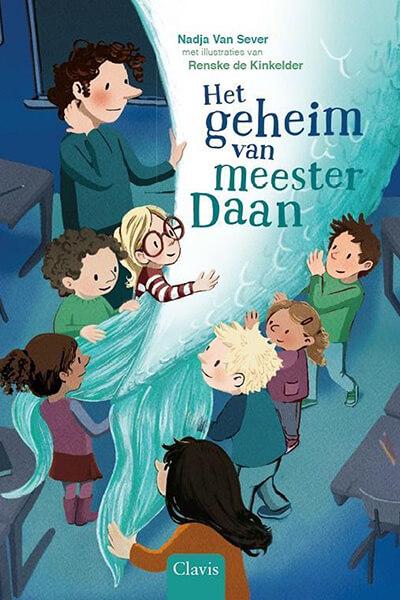 cover boek 'Het geheim van meester Daan'