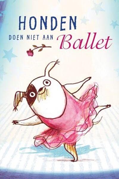 cover boek 'Honden doen niet aan ballet'