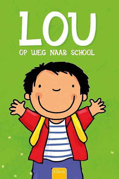 cover boek 'Lou'