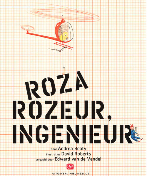 cover boek 'Roza Rozeur ingenieur'