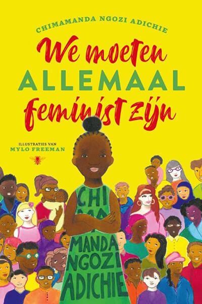 cover boek 'We moeten allemaal feminist zijn'