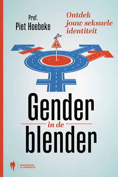 cover boek 'Gender in de blender'