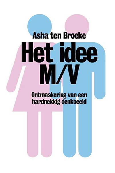 cover boek 'Het idee m/v'