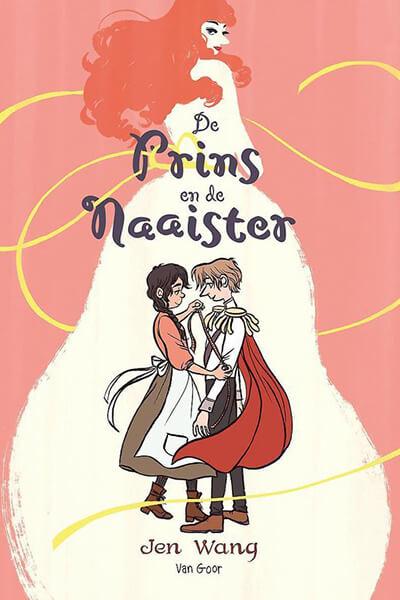 cover boek 'De prins en de naaister'