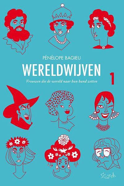 cover boek 'Wereldwijven'