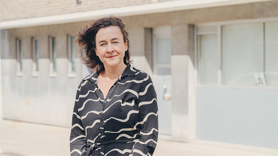 Professor HRM en arbeidssociologie Peggy De Prins