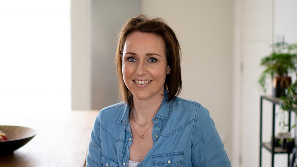 Portret Charlotte Devlaeminck