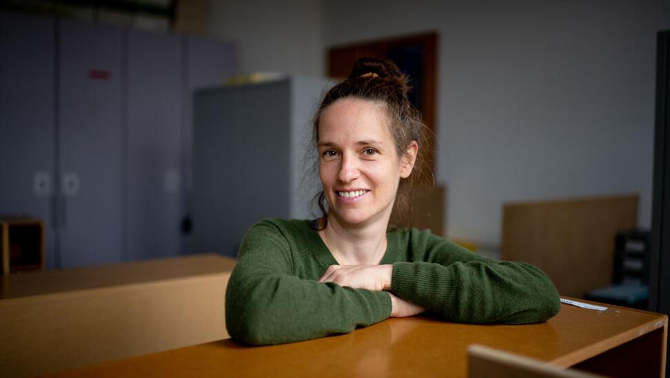 Portret Laike Creyf