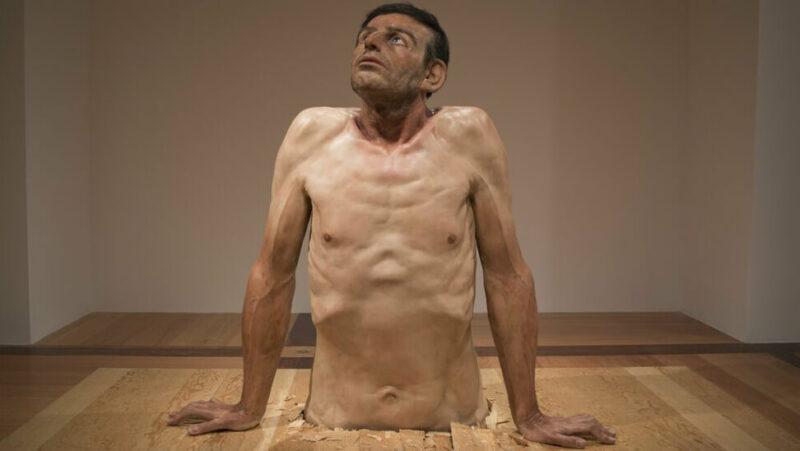 'Ordinary man' van Zharko Basheski