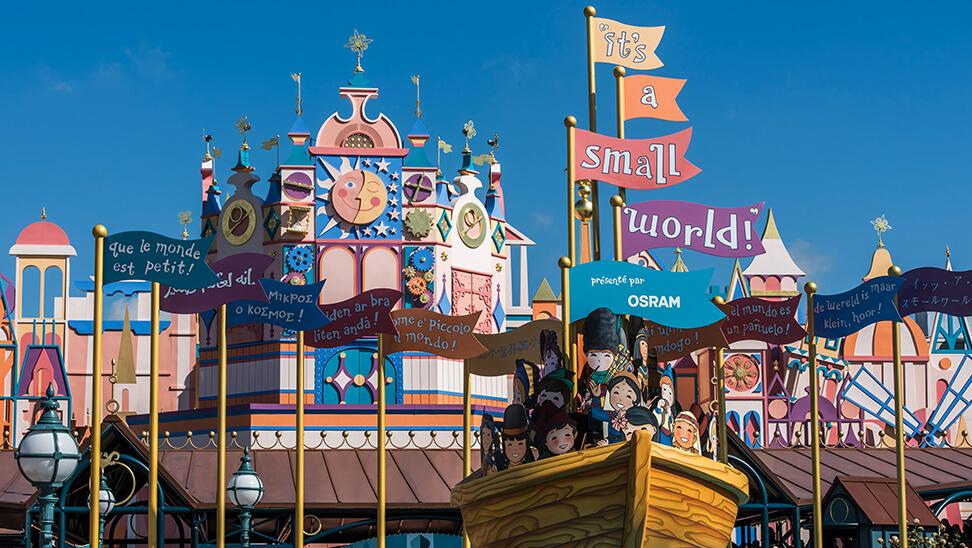 Disneyland Parijs in beeld